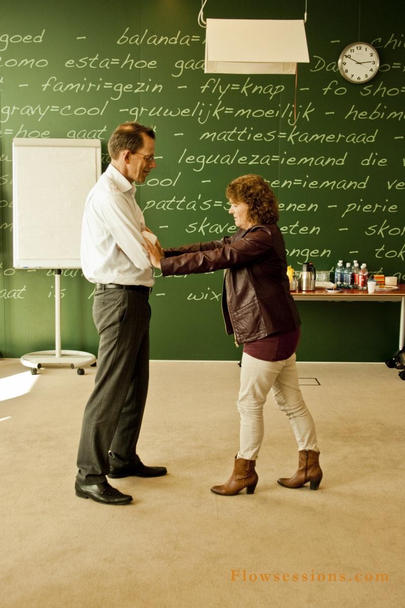 Boek een tai chi workshop voor bedrijven flow sessions - Workshop zou ...
