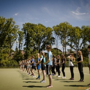 Workshop Tai Chi Sportdag Steiner College 10 - Flow Sessions