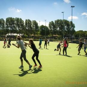 Workshop Tai Chi Sportdag Steiner College 4 - Flow Sessions