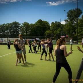Workshop Tai Chi Sportdag Steiner College 6 - Flow Sessions