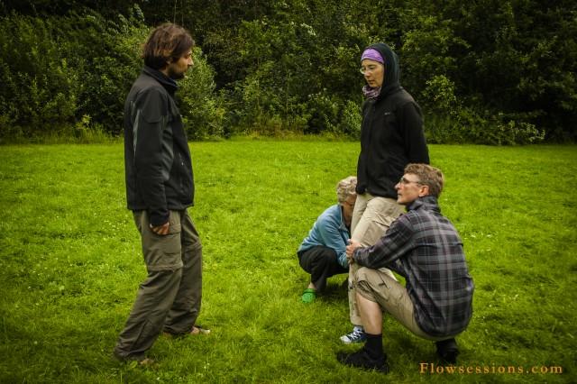 Workshop Flow of Energy 3 - Flow Sessions