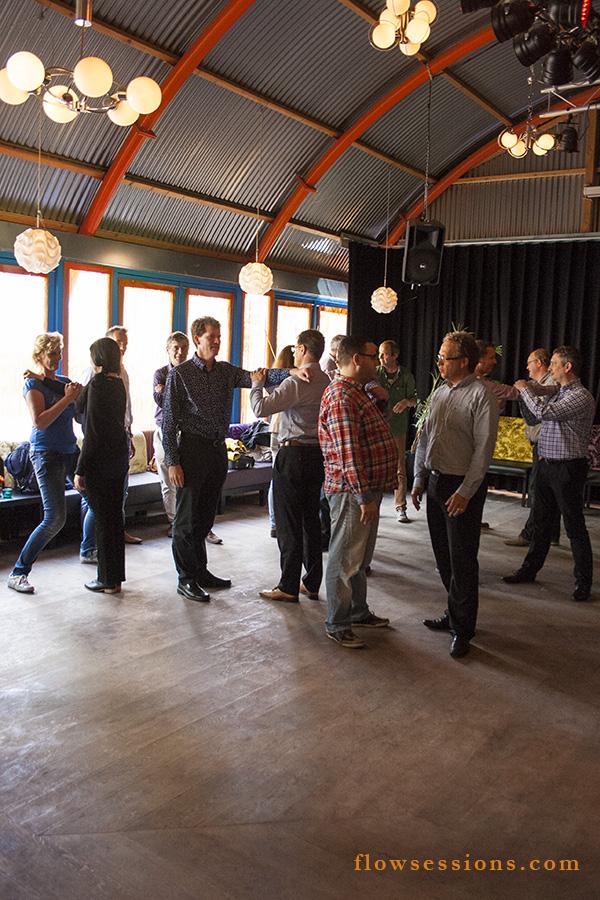 workshop Flow of Change  - AkzoNobel - Flow Sessions - 1