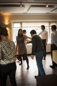 tai chi workshop Rabobank